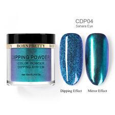 BORN PRETTY 10ml Chameleon Dipping Powder System Mirror Effect Nail No UV CDP04
