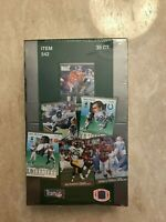 1991 FLEER ULTRA FOOTBALL WAX PACK BOX-FACTORY SEALED-FAVRE RC