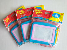 3 Etch-A-Sketch Doodle Drawing Toys, New in Package Lot by Spin Master Pink Blue