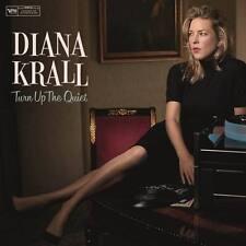 DIANA KRALL Turn Up The Quiet CD 2017 Jazz * NEW