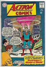 Action Comics #328 (DC, 1965) – Superman – Supergirl – Curt Swan cover – FN