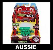 DINOTRUX Diecast Metal Vehicle ~ SCOOT ~ NEW Mattel Dreamworks