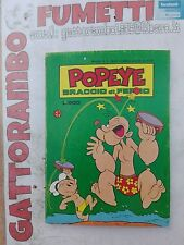 Popeye N.8 Anno 82 - ed.metro ottimo