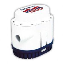 RuleMate Automatic Bilge Pump - 1500 GPH