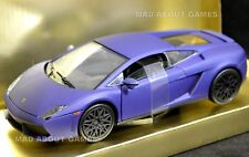 LAMBORGHINI GALLARDO 1:24 Scale Diecast Toy Car Model Die Cast Miniature Blue