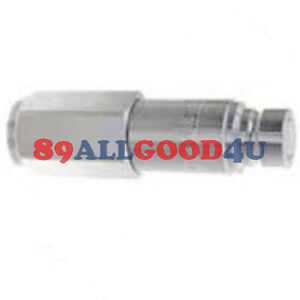 Hydraulic Male Flat Face Coupler For Bobcat 542 543 553 653 751 753