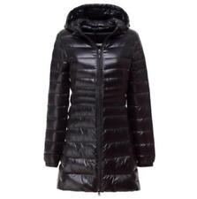 Factory Sale! Women's Ultralight Long 90% Down Jacket Puffer Parka Coat