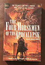 DELL  FOUR HORSEMAN OF THE APOCALYPSE  IBANEZ  1961  FIRST THUS  MOVIE COVER