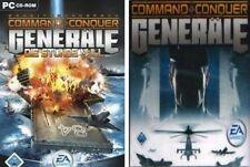 Command and Conquer généraux Deluxe incl. L'heure zéro guterzust.