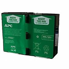 APC Original Battery Cartridge RBC144 / RBC124 | 24V/9AH for BR1000G-IN/1500G-IN