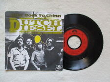 """45T 7"""" DUTCH DIESEL  """"Goin' Back To China"""" POLYDOR 2050 522 FRANCE §"""