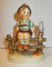 Vintage Goebel Hummel Wayside Harmony Figurine #111 3/0 1938 W. Germany