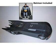 Kenner Batman the Animated Series Batmobile loose w/ Combat Belt Batman 1993