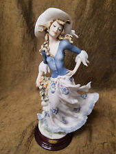Giuseppe Armani Florence 1996 Figurine of the Year Lady Jane