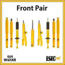Old Man Emu for Ford Ranger 1985-05 NitroCharger Shock Absorbers FRONT PAIR