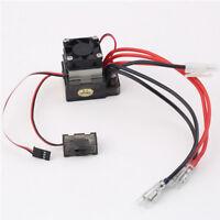7.2V-16V 320A High Voltage ESC Brushed Speed Controller Set for RC Car Truck