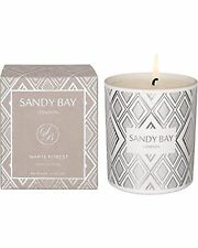 Sandy Bay London White Forest Luxury Scented Candle 40hrs