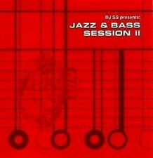DJ SS jazz & bass session II (2X CD, compilation, partially mixed) drum n bass