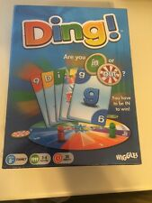 Ding! The Wiggles Card Board Game Family Night Fun COMPLETE UNOPENED NIB GIFT