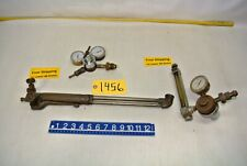 3 Pc Cutting Torch 36974 W Smith Flow Meter Amp Gauges Welding Free Ship