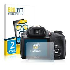 Schutzfolie Transparent für Sony Cyber-Shot DSC-HX400V Klar Displayschutzfolie