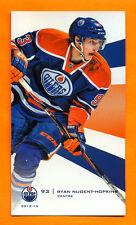 Ryan Nugent-Hopkins #93 Mental Health 1 of 200 Card Hockey Talks Oilers
