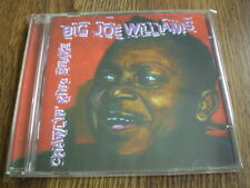 BIG JOE WILLIAMS - CRAWLIN' KING SNAKE CD