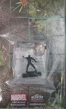 HeroClix Avengers Defenders War Op Kit Black Panther Man Without Fear + Map NEW
