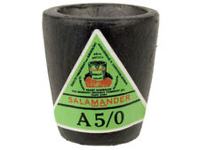 Salamander crogiolo per la fusione di metalli di oro argento A1/0-A2-A3/0-A4/0