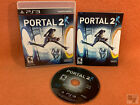 Portal 2 Sony PlayStation 3 PS3 Game Complete!