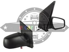 FORD FIESTA WP/WQ 4/2004-12/2008 RIGHT HAND SIDE DOOR MIRROR ELECTRIC BLACK