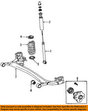 Scion TOYOTA OEM 08-15 xB Rear-Shock Absorber or Strut 4853080420