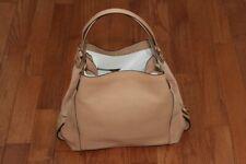 NWT Coach 20334 Large Edie 42 Leather Suede Shoulder Bag Handbag Beechwood
