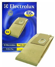 Electrolux E35N E35 Upright Vacuum Cleaner Genuine Paper Bags, Pack of 5