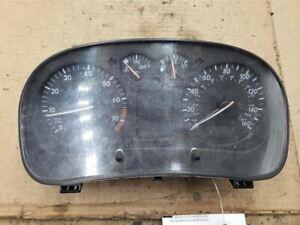 Speedometer Cluster VIN J 8th Digit MPH Fits 04-07 GOLF 322058