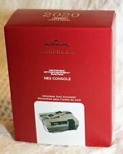 Hallmark 2020 Nintendo Entertainment System NES Console Ornament MAGIC Rare New