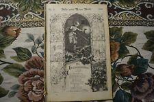 1880 neue Welt  4 Heinzelmännchen Jakob Balde Franz von Pausinger August Glaize