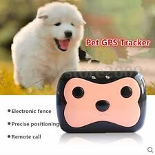 Mini Pet Dog Cat Collar ID Locator GPS GSM Tracker Tracking Device Waterproof