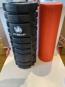 Foam Rollers Deep Tissue Massage Home Gym Therapy Workout Stretching NEW