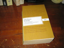 John Donne. Poesie Testo inglese a fronte - BUR °°° fuori catalogo °°°