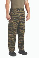 PROPPER BDU US Army Trouser Asian TigerStripe Hose pants LL Large Long