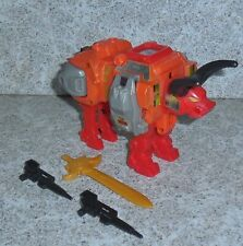 Transformers G1 Reissue TANTRUM Platinum Predaking MISSING COMBINER FOOT