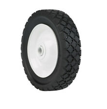 Arnold  1.5 in. W x 6 in. Dia. 50 lb. Steel  Lawn Mower Replacement Wheel
