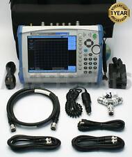 Anritsu Mt8221b Bts Master Base Station Cable Antenna Spectrum Analyzer Mt 8221b