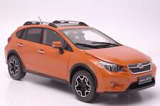 Subaru XV car model in scale 1:18