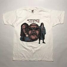 Rare Vtg 90s Sting Wwf Nwo T Shirt Large L Wrestling Stone Cold