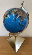 "Funky 15"" Plastic World Globe - See Description (D1)"