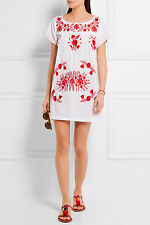 Sensi studio RICAMATO MINI DRESS S UK 8