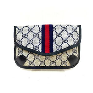 Accessories Pouch Bag accessory collectio GG Sherry Grays PVC 1134976
