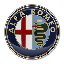 Alfa Romeo 159 Sport Wagon SW Boot Tailgate Badge 50500393 New Original Genuine